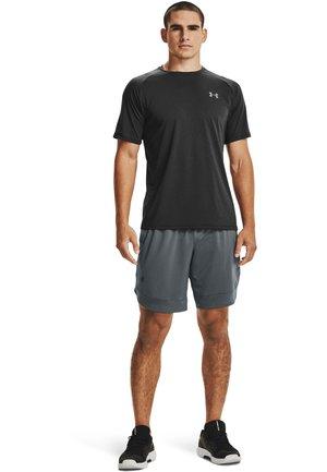 TECH NOVELTY - Basic T-shirt - black