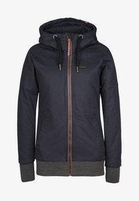 alife & kickin - JOHANNA  - Light jacket - black - 5