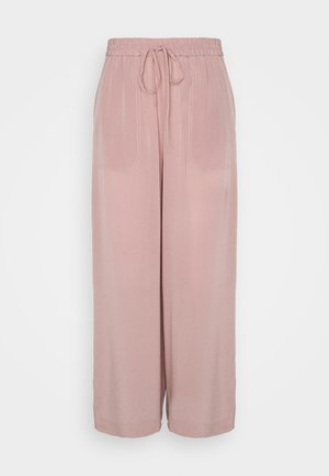 PULL ON PANT - Trousers - mauve