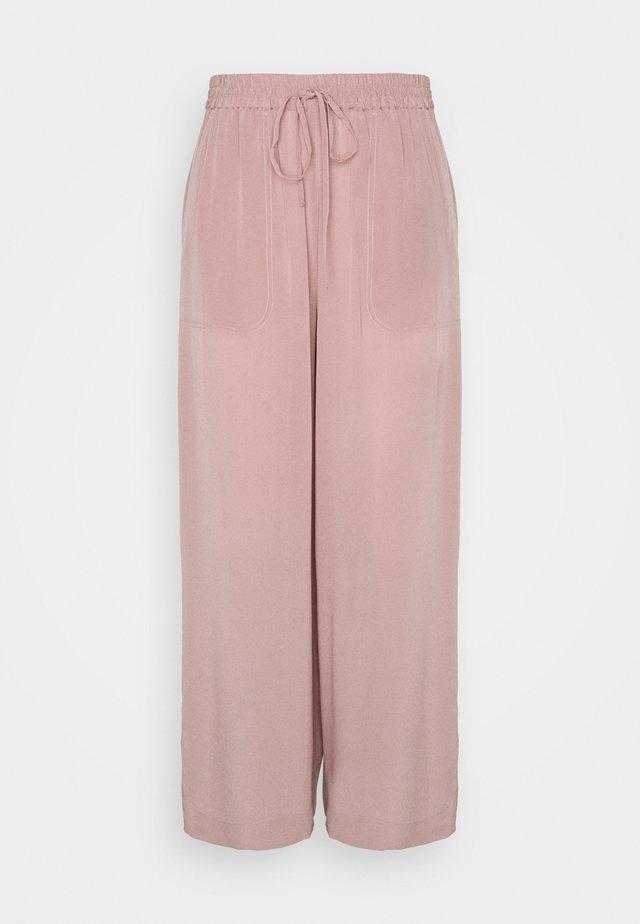 PULL ON PANT - Kalhoty - mauve