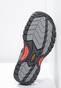 Keen - VENICE H2 - Walking sandals - midnight navy/hot coral - 4
