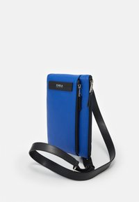 Furla - TECHNICAL CROSSBODY POUCH UNISEX - Across body bag - bluette - 3