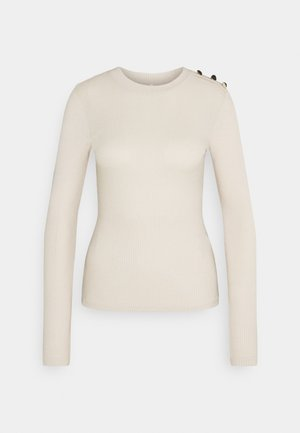 ONLINGRID - Pullover - pumice stone