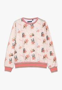 Lemon Beret - SMALL GIRLS - Sweatshirt - english rose - 0