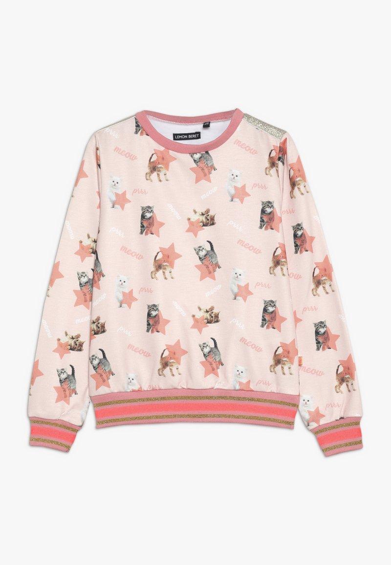 Lemon Beret - SMALL GIRLS - Sweatshirt - english rose