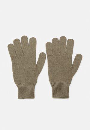 AFIGO GLOVES - Handschoenen - soft moss