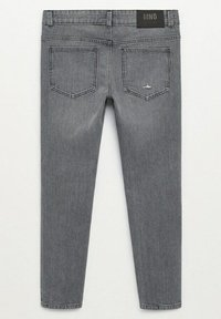 Mango - CALVIN - Slim fit jeans - gris denim - 5