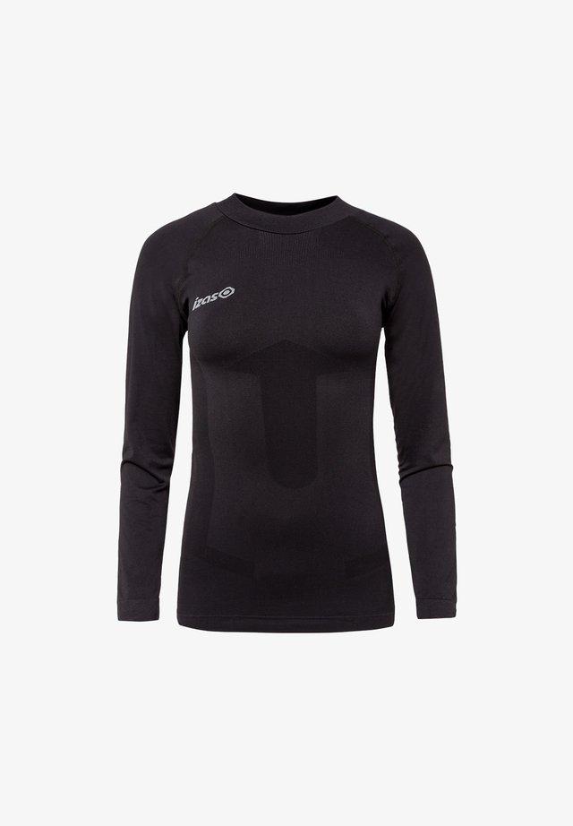 SAREK - Camiseta de deporte - black