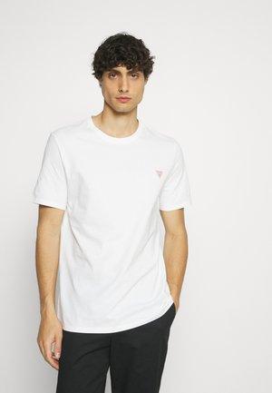 TEE - T-shirt basic - blanc pur