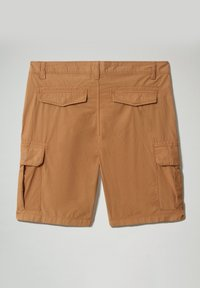 Napapijri - N-ICE CARGO - Shorts - chipmunk beige - 7