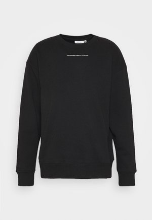 TRANCE MISSIONLONG SLEEVE UNISEX  - Collegepaita - black
