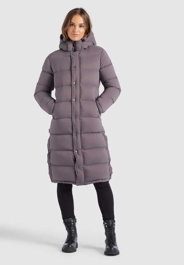 FEODORA - Winter coat - mauve
