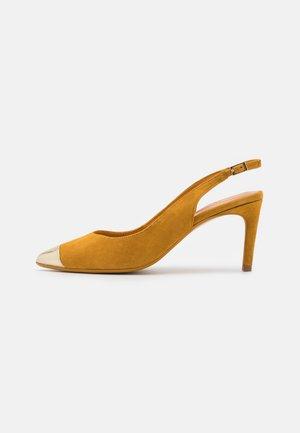 KINNIP - Avokkaat - yellow
