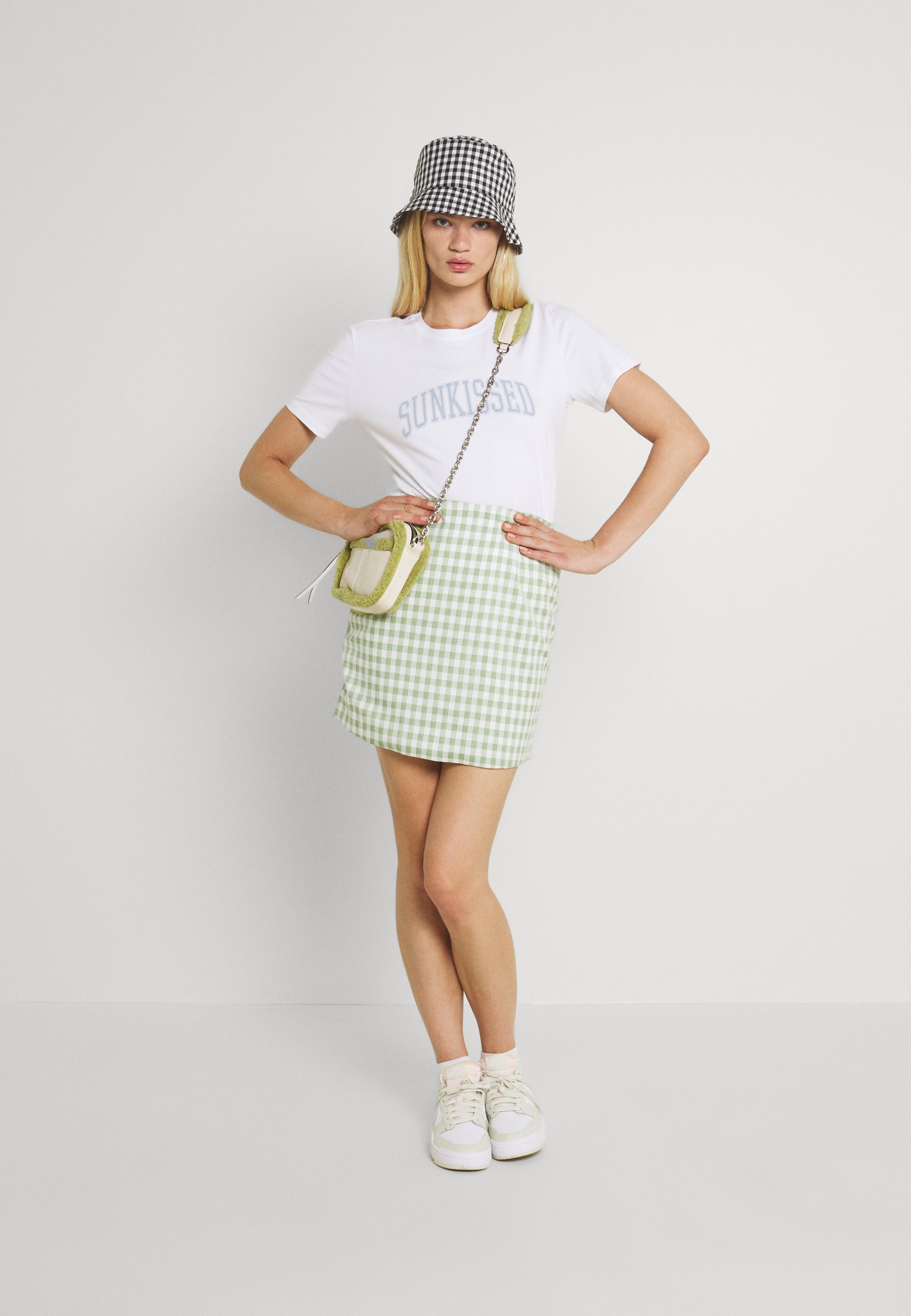 Damen PCSUNKISSED TEE - T-Shirt print