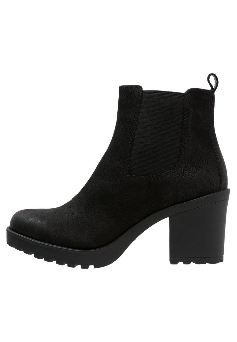 GRACE Korte laarzen black