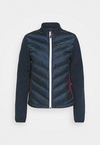 Ellesse - DAZIA JACKET - Outdoor jacket - navy - 0