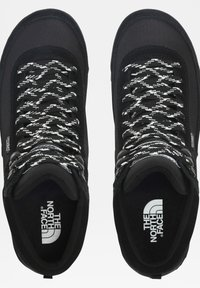 The North Face - BACK TO BERKELEY - Chaussures de marche - mottled black - 3