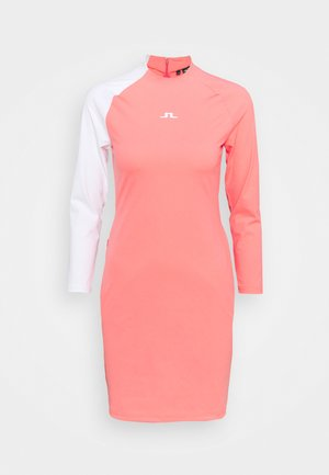 WILLA GOLF DRESS 2IN1 - Sports dress - tropical coral