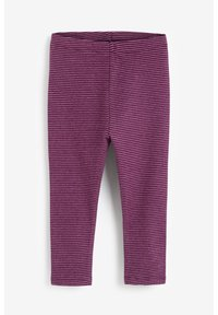 Next - SOFT TOUCH - Leggings - Trousers - purple - 1