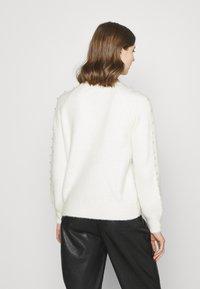Fashion Union - PEARLY - Jumper - cream - 2