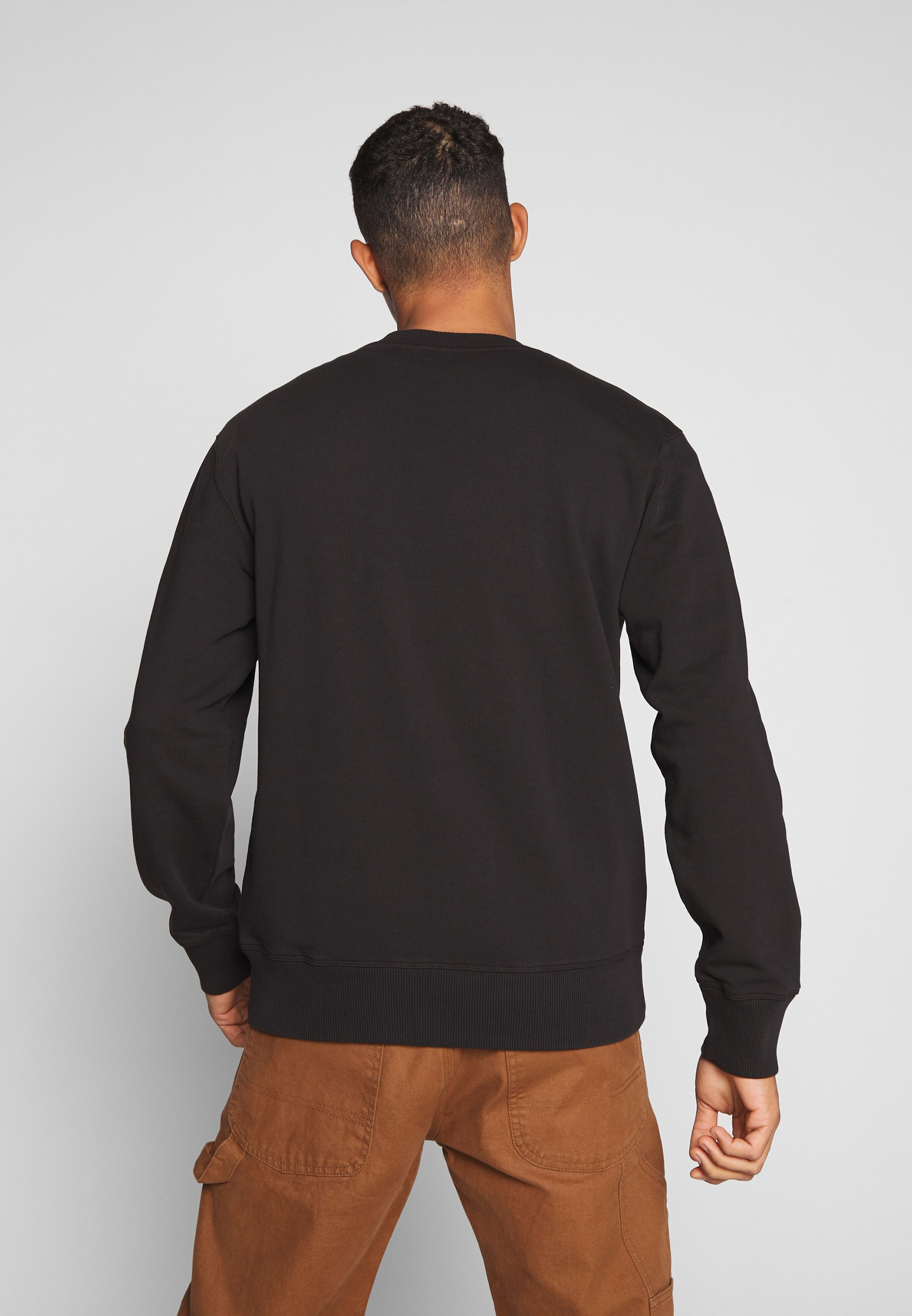 Napapijri The Tribe BASE - Sweatshirt - black