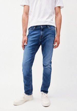 IAAN X STRETCH - Slim fit jeans - blue denim