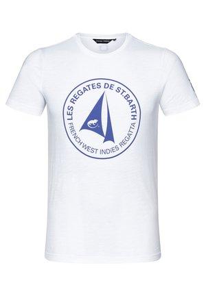 T-SHIRT GOUVERNEUR T-SHIRT - Print T-shirt - white
