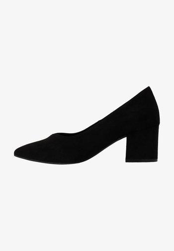 BIADIVIDED - Klassiske pumps - black