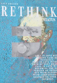 RETHINK Status - UNISEX OVERSIZED  - Print T-shirt - black - 2