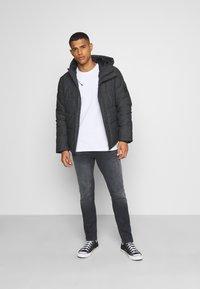 Esprit - Winter jacket - anthracite - 1