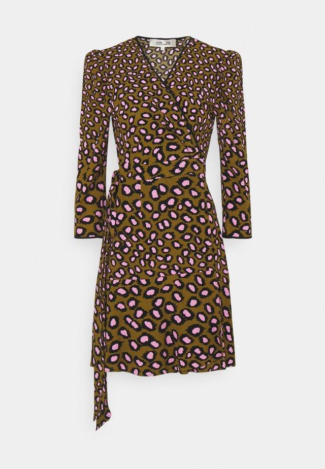 CHARLENE - Korte jurk - multicolor