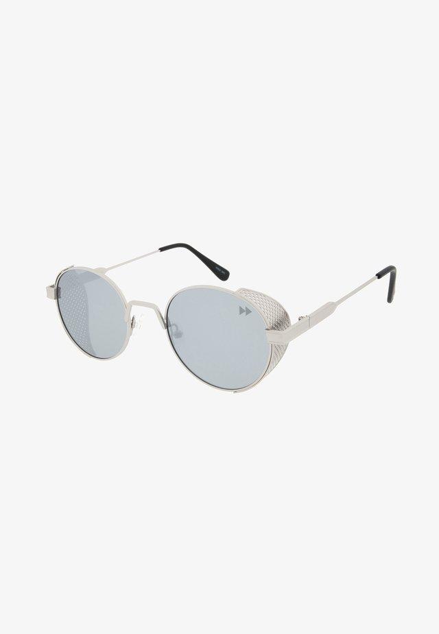 ROSWELL - Sluneční brýle - matt silver