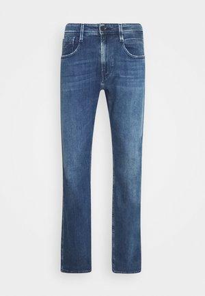 ANBASS - Slim fit jeans - dark blue