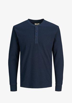 GRANDAD - Longsleeve - navy blazer