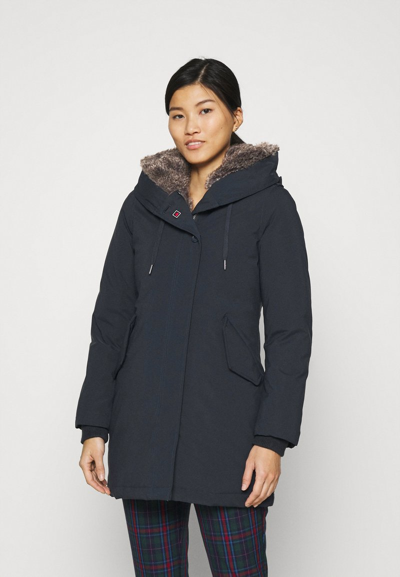 Canadian Classics - LANIGAN TECH - Winter coat - navy