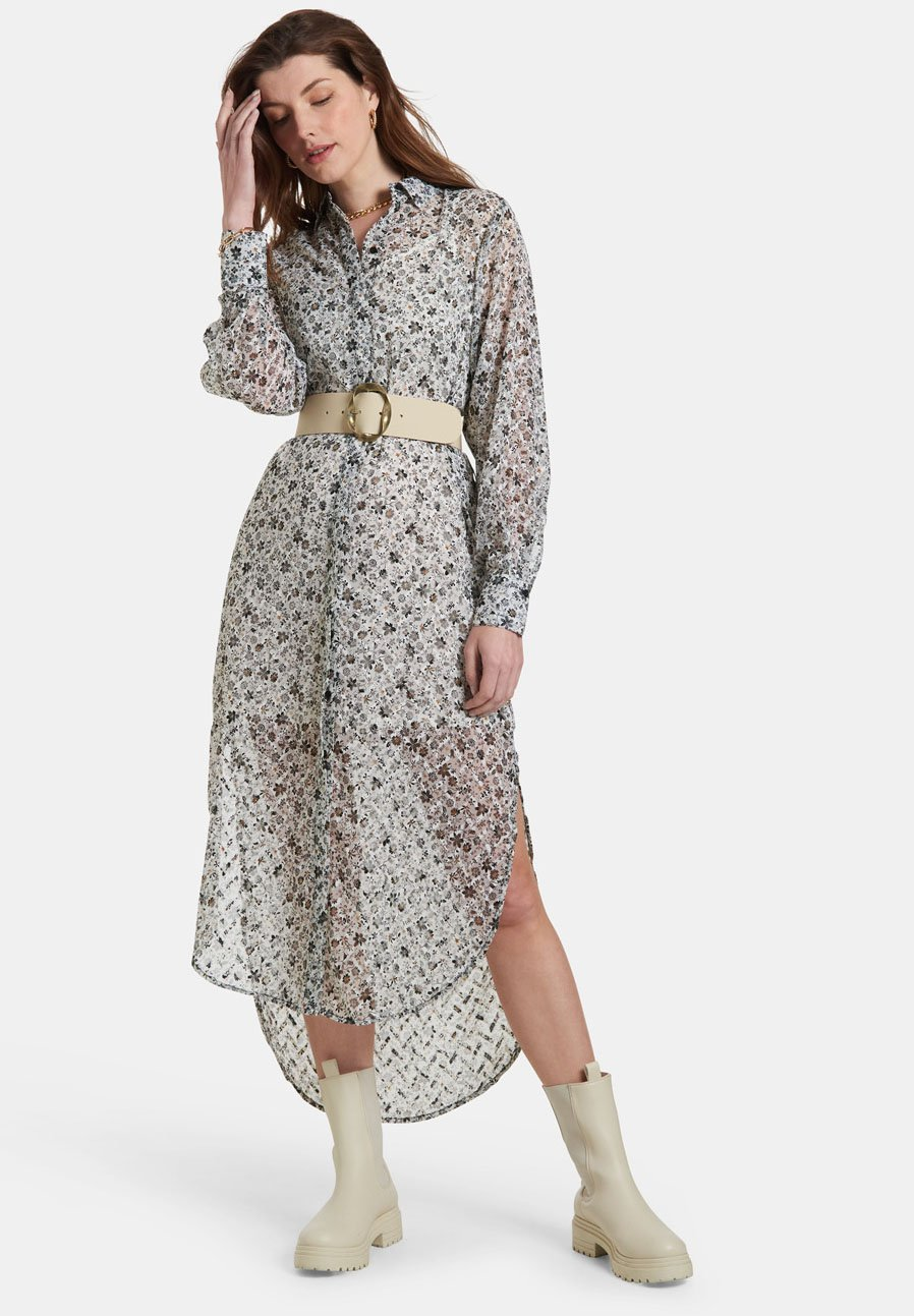Donna JOY DRESS - Abito a camicia