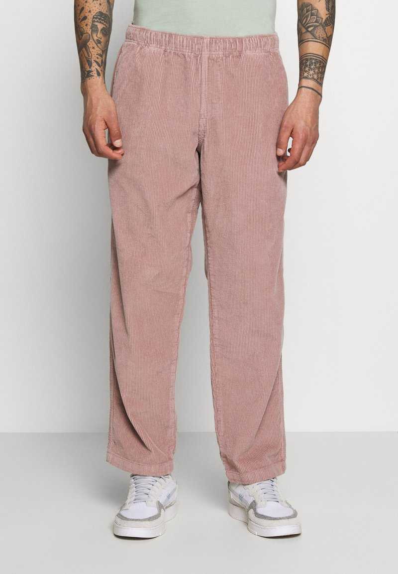 Obey Clothing - EASY PANT - Pantalones - gallnut