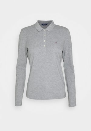 ORIGINAL - Polo shirt - grey melange