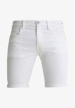 KADEN - Denim shorts - offwhite