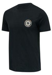 Hummel Hive - T-shirt print - dark navy - 1