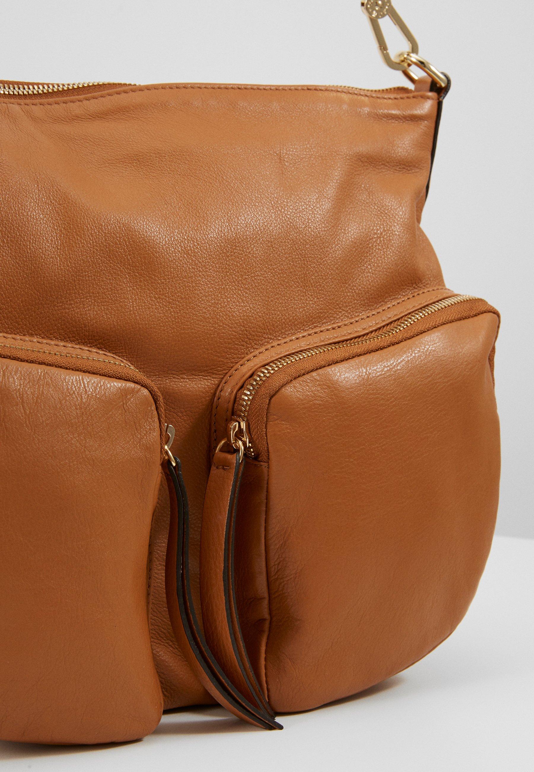 Abro Olivia - Håndtasker Cuoio