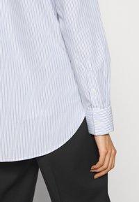 Filippa K - JANE  - Button-down blouse - blue heaven/white - 4