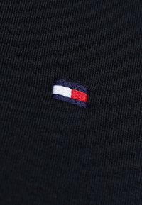 Tommy Hilfiger - NEW TILLY BOAT TEE - Long sleeved top - black - 5