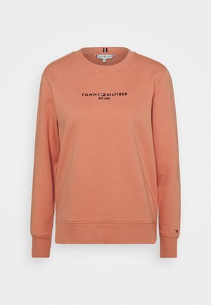 REGULAR - Sweatshirt - clay pink