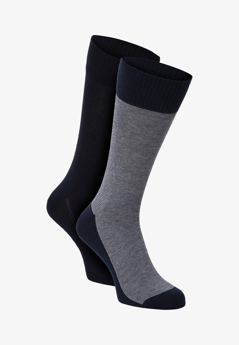 Levi's® - 2 PACK - Socks - indigo schwarz