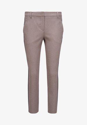 Trousers - deep taupe saye