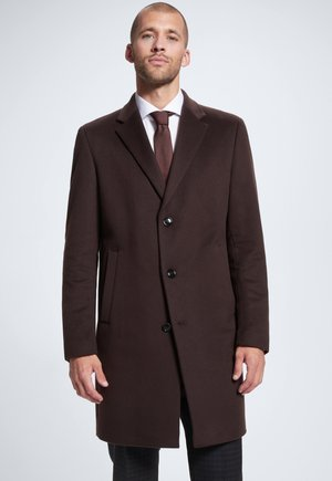 LAWSON - Short coat - dunkelrot