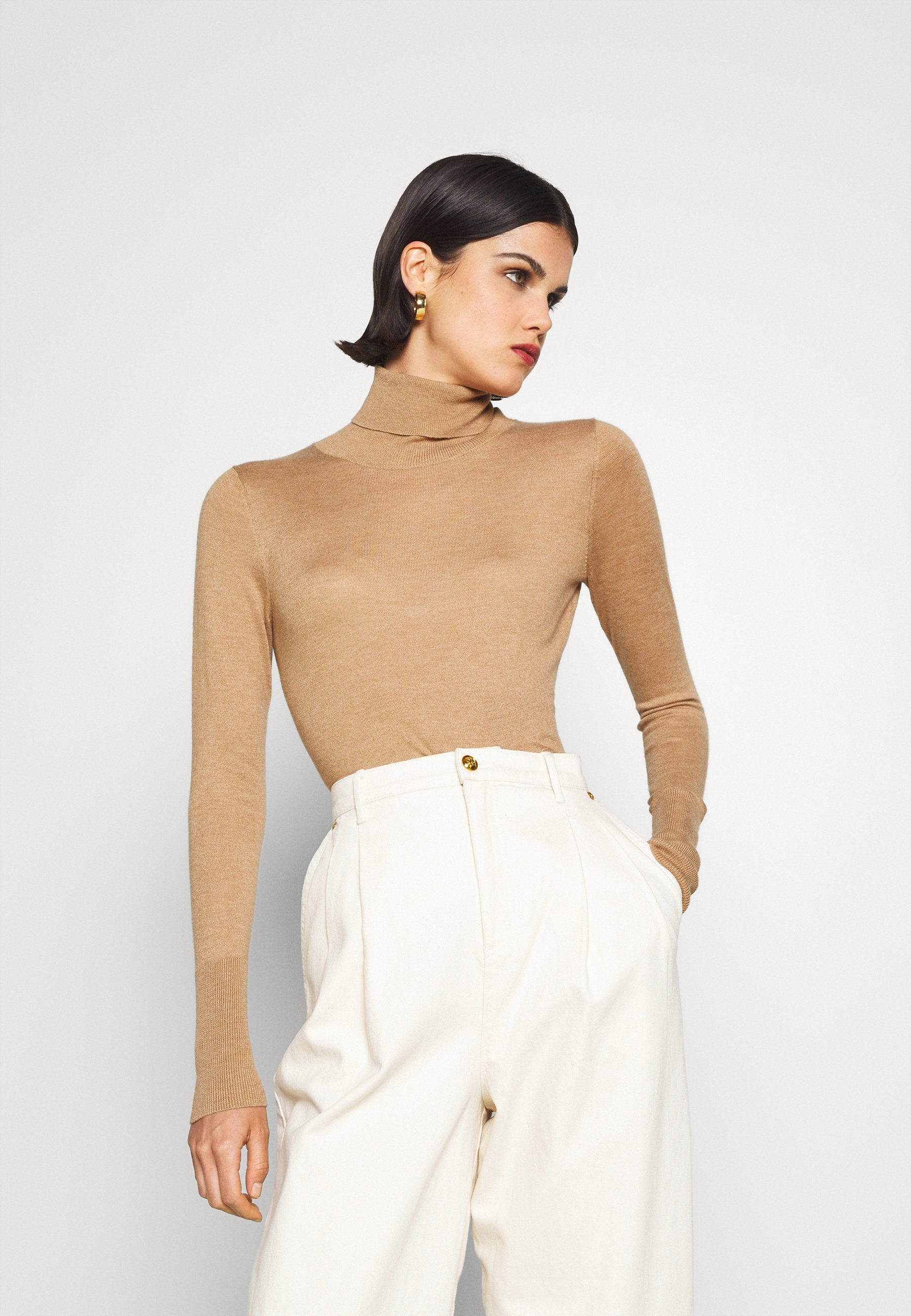 Femme FASHION ROLL NECK - Pullover