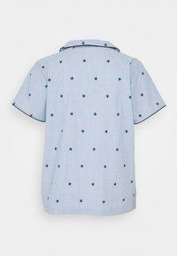 GAP - POPLIN - Pyjama top - blue - 1