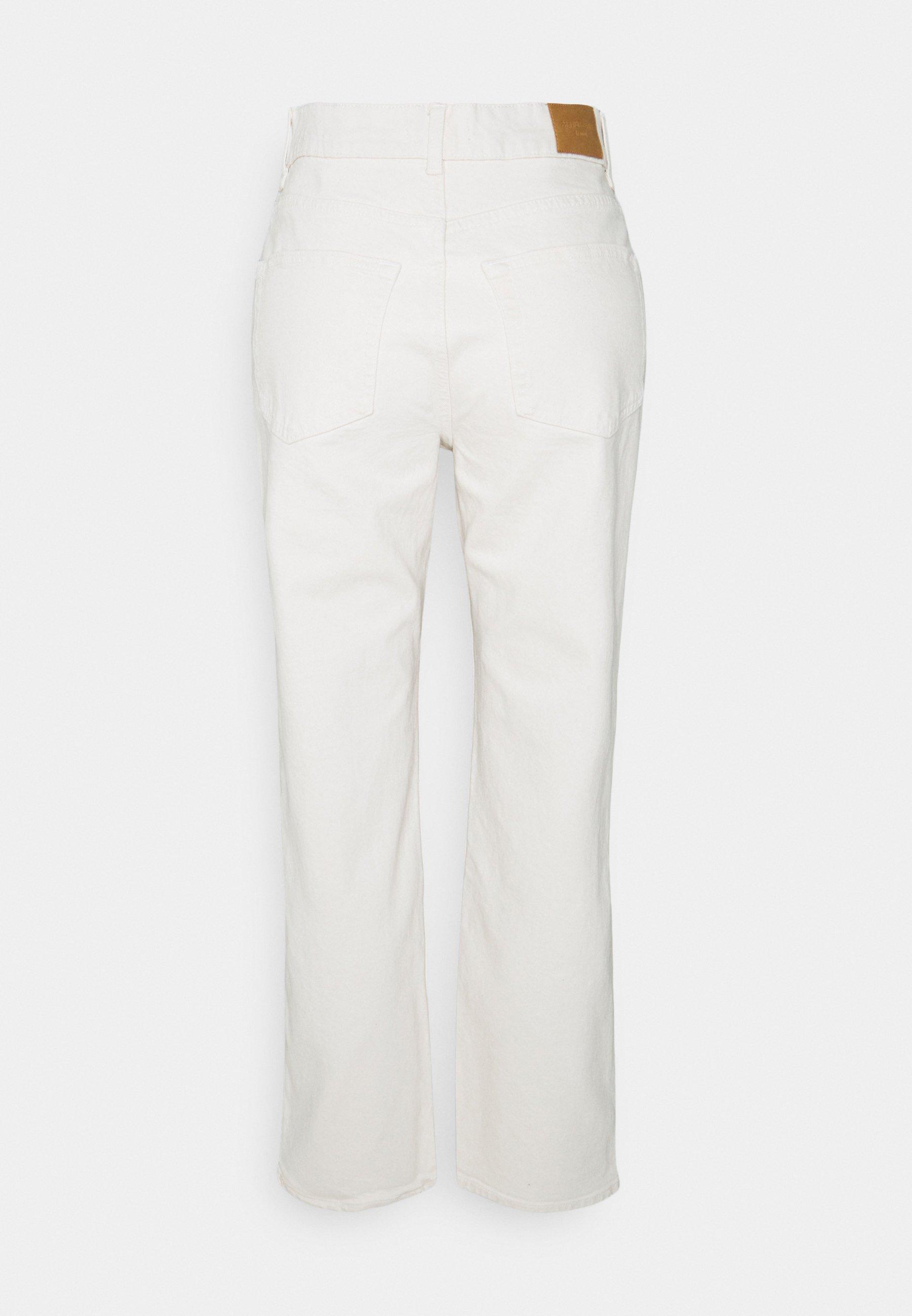 Women 90S HIGH WAIST - Straight leg jeans